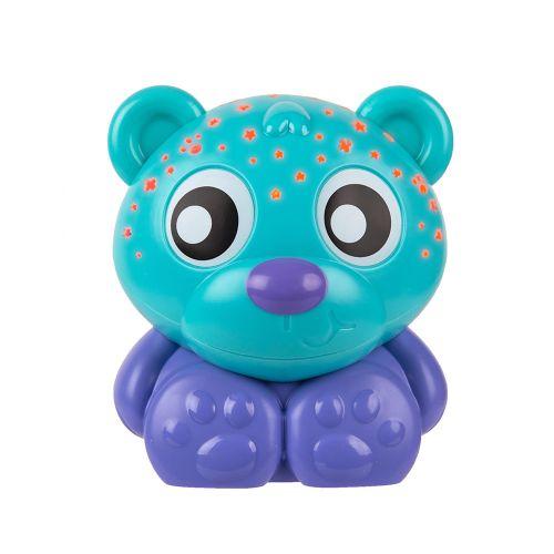 Proiector cu lumina de veghe Playgro Goodnight Bear blue imagine hippoland.ro