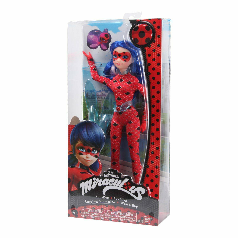 Figurina deluxe Bandai Miraculous Lady Bug imagine hippoland.ro