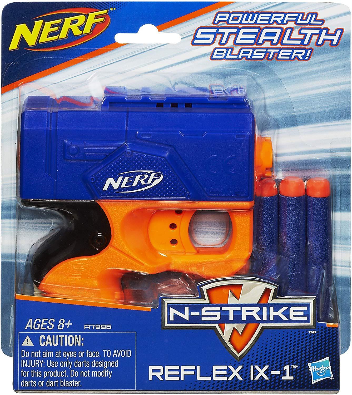 Blaster Hasbro Nerf Reflex IX-1 imagine hippoland.ro