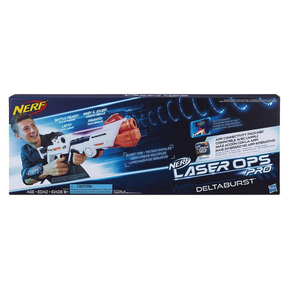 Arma de jucarie Hasbro Nerf Laser Ops Pro Deltaburst imagine hippoland.ro