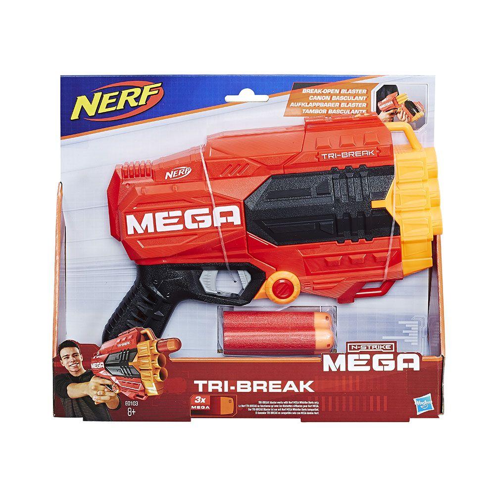 Arma de jucarie Hasbro Nerf Tri Break imagine hippoland.ro