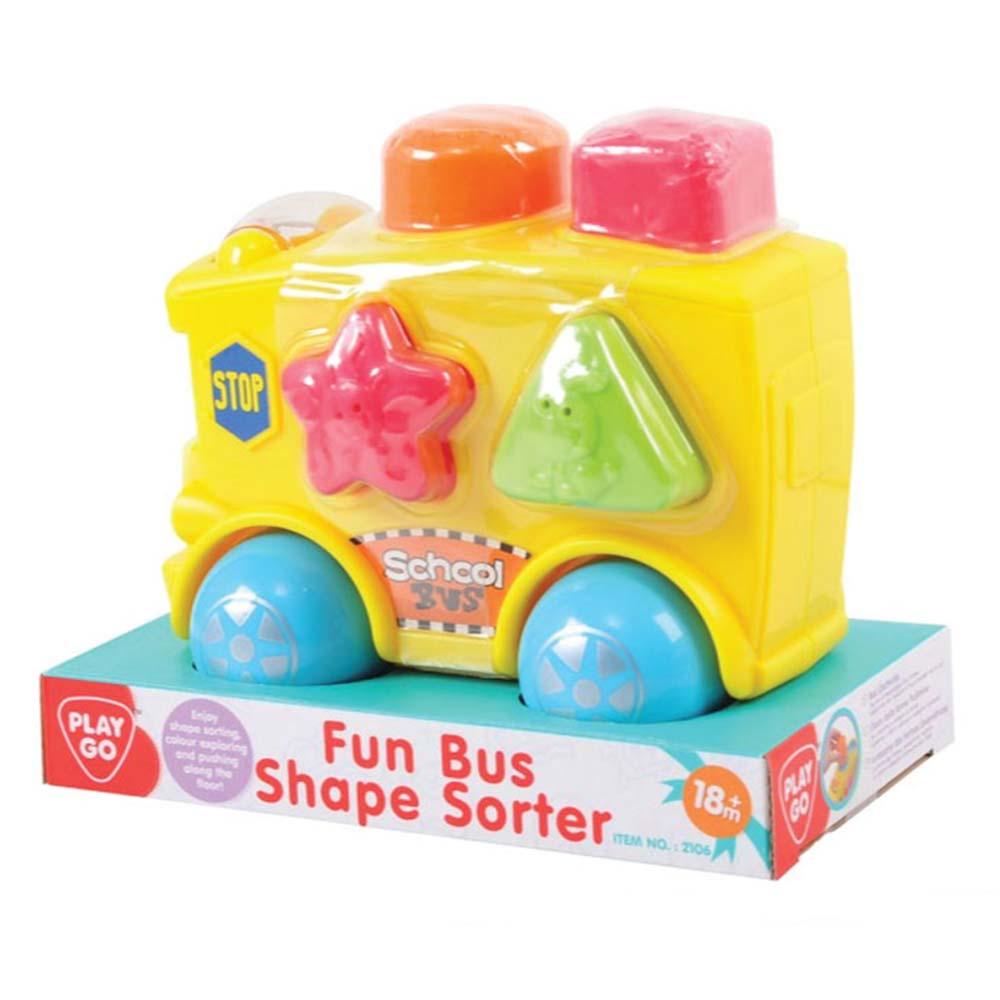 Autobuz cu forme de sortare PLGO imagine hippoland.ro
