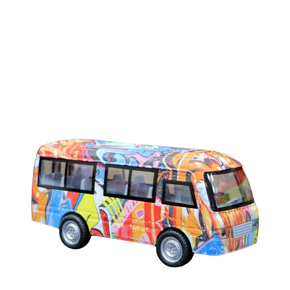 Autobuz cu sunete si lumini Ocie Urban Traffic imagine hippoland.ro