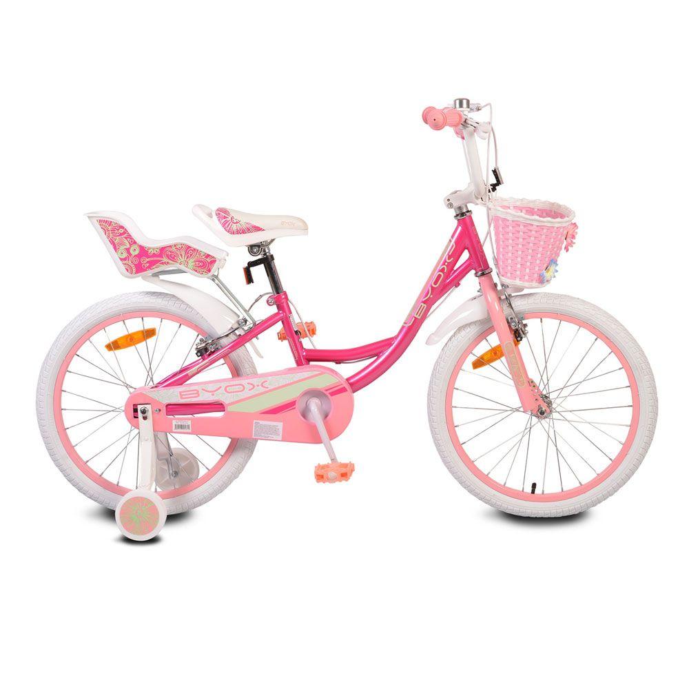 Bicicleta Byox Fashion Girl 20 inch Pink