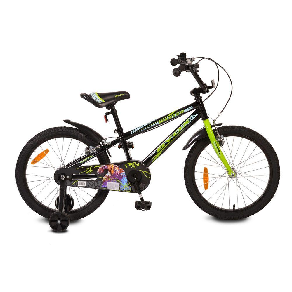 Bicicleta Byox Master Prince 20 inch Black imagine hippoland.ro