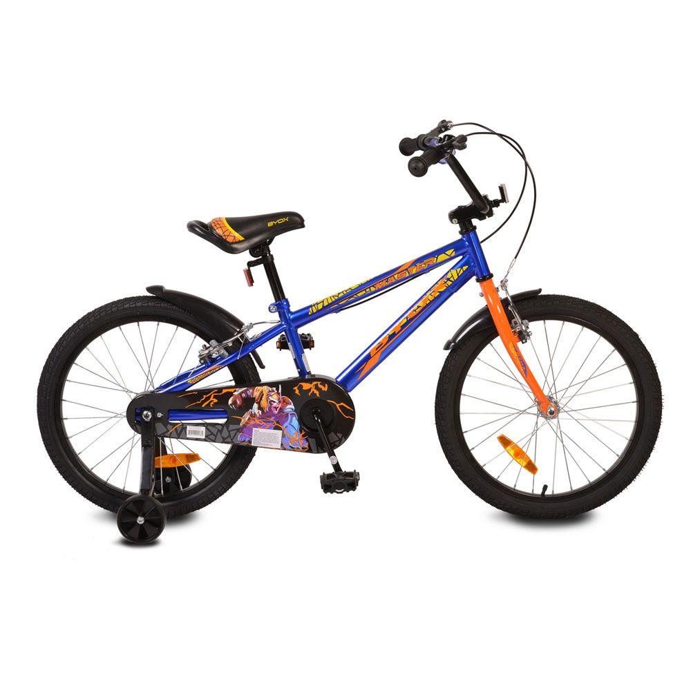 Bicicleta Byox Master Prince 20 inch Blue imagine hippoland.ro