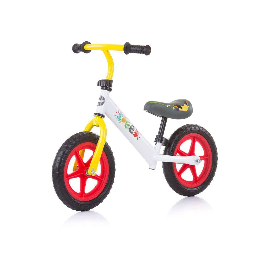 Bicicleta fara pedale Chipolino Speed Balancing Multicolor imagine hippoland.ro