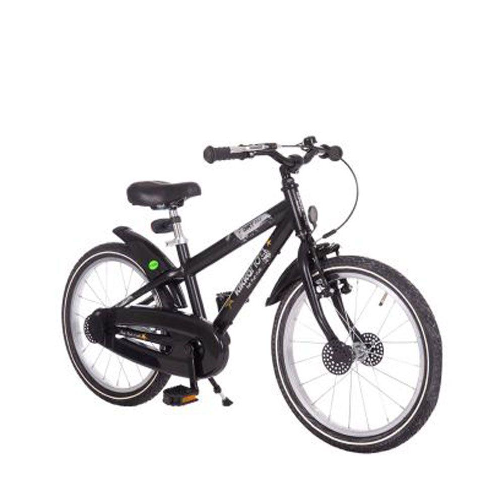 Bicicleta Kikka Boo Sport 18 inch Black Matt