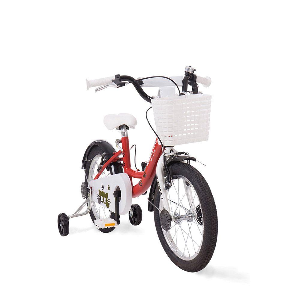 Bicicleta Kikka Boo T-Bone 16 inch Flame imagine hippoland.ro