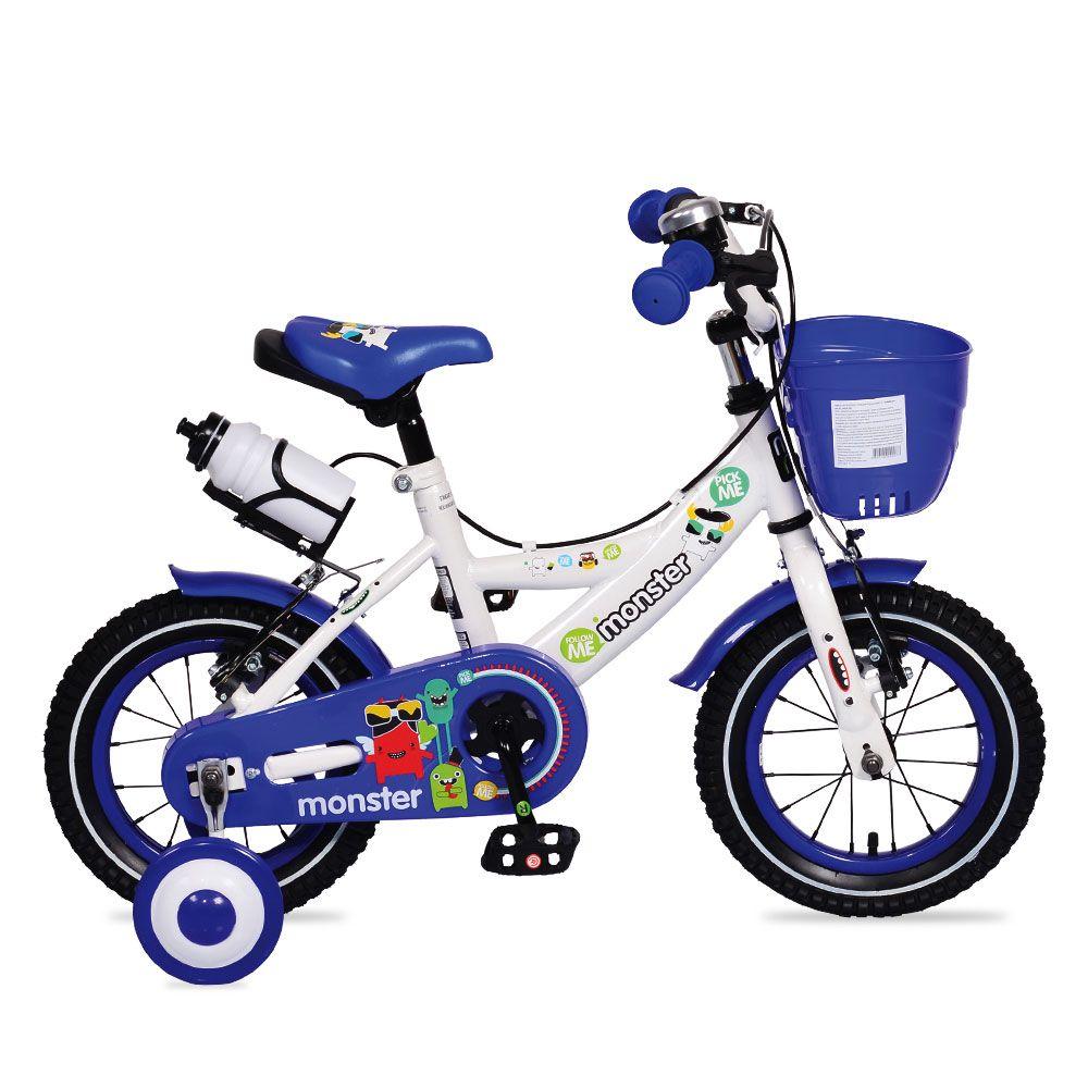 Bicicleta Moni 81 12 inch Blue