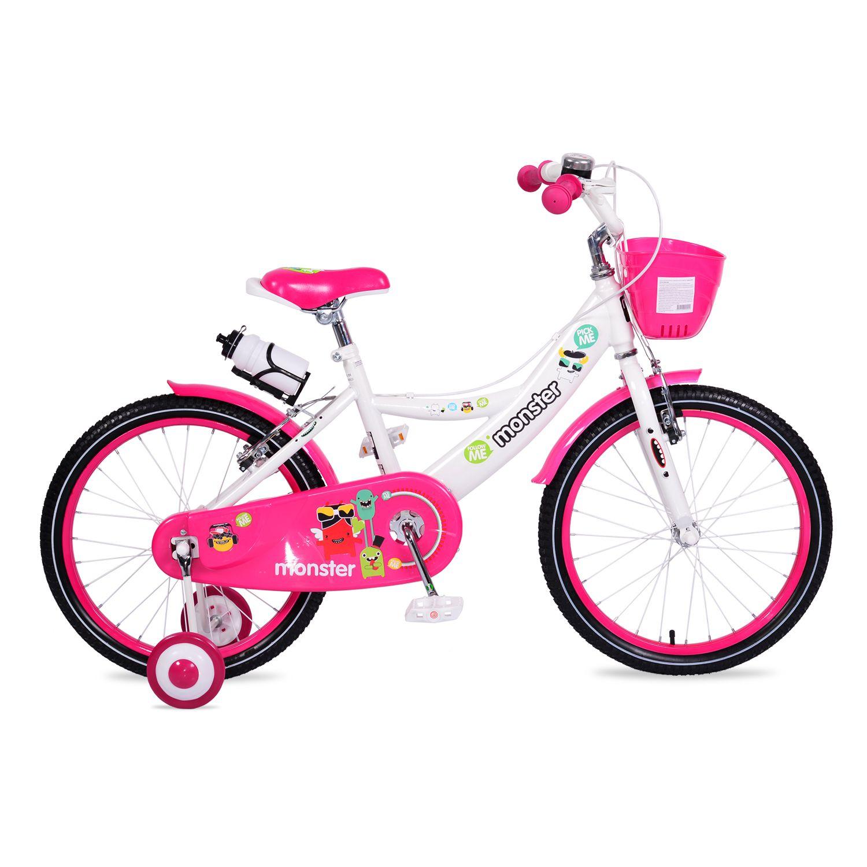 Bicicleta Moni 81 20 inch Pink imagine hippoland.ro