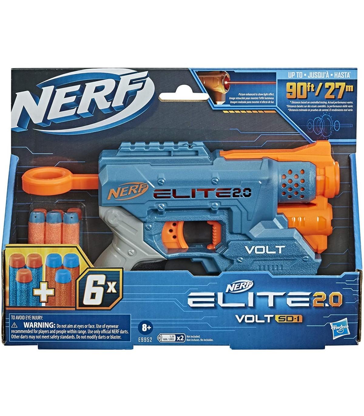 Blaster Hasbro Nerf Elite Volt SD-1 imagine hippoland.ro