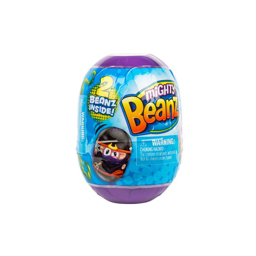 Capsula surpriza cu 2 figurine Mighty Beans imagine hippoland.ro