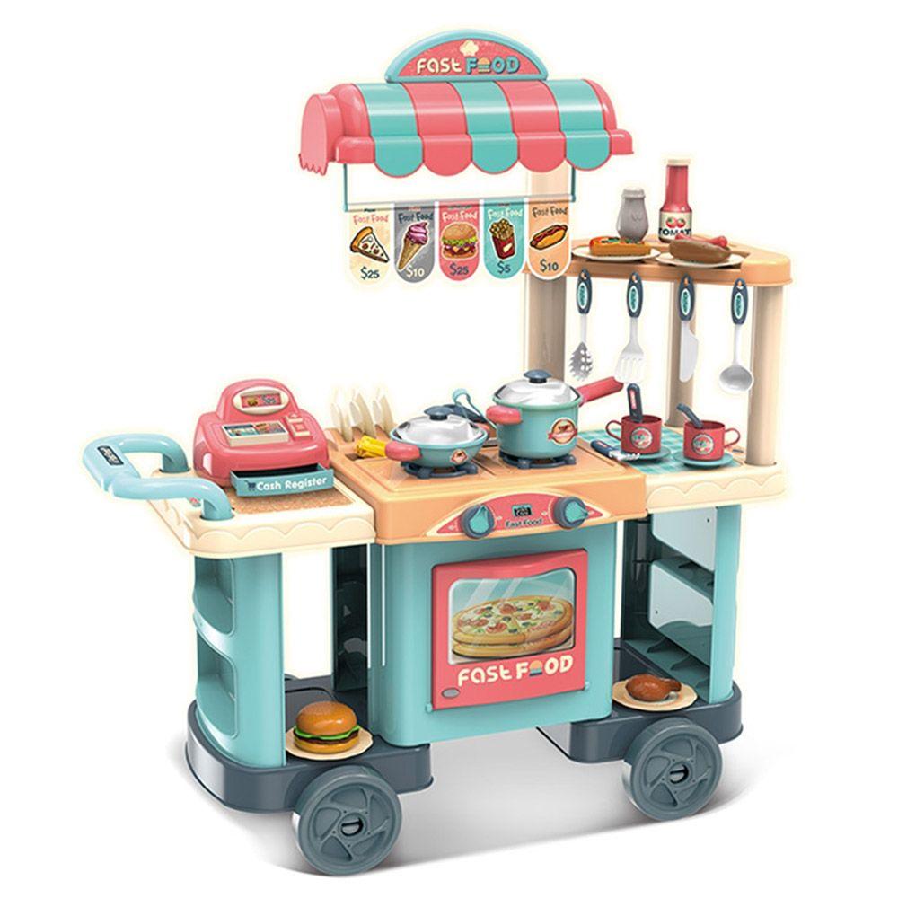 Cart fast food Ocie