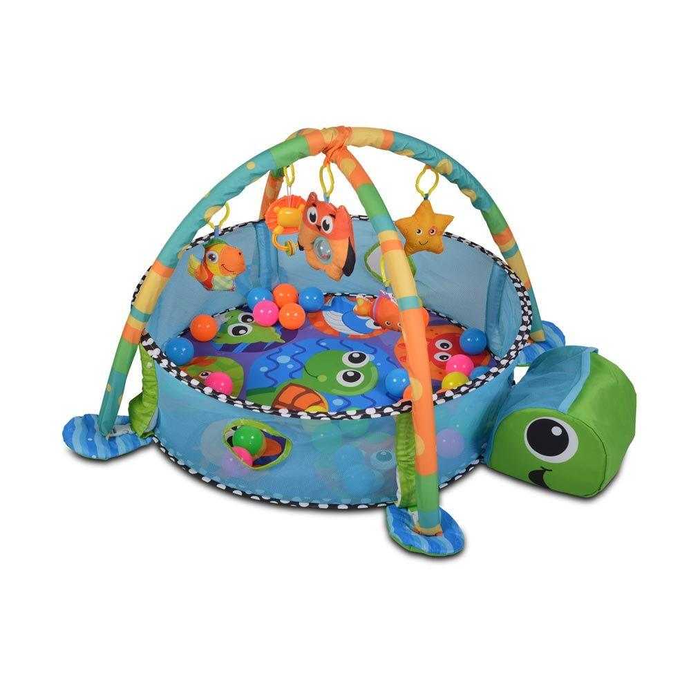 Centru de activitati Cangaroo Sea Turtle imagine hippoland.ro