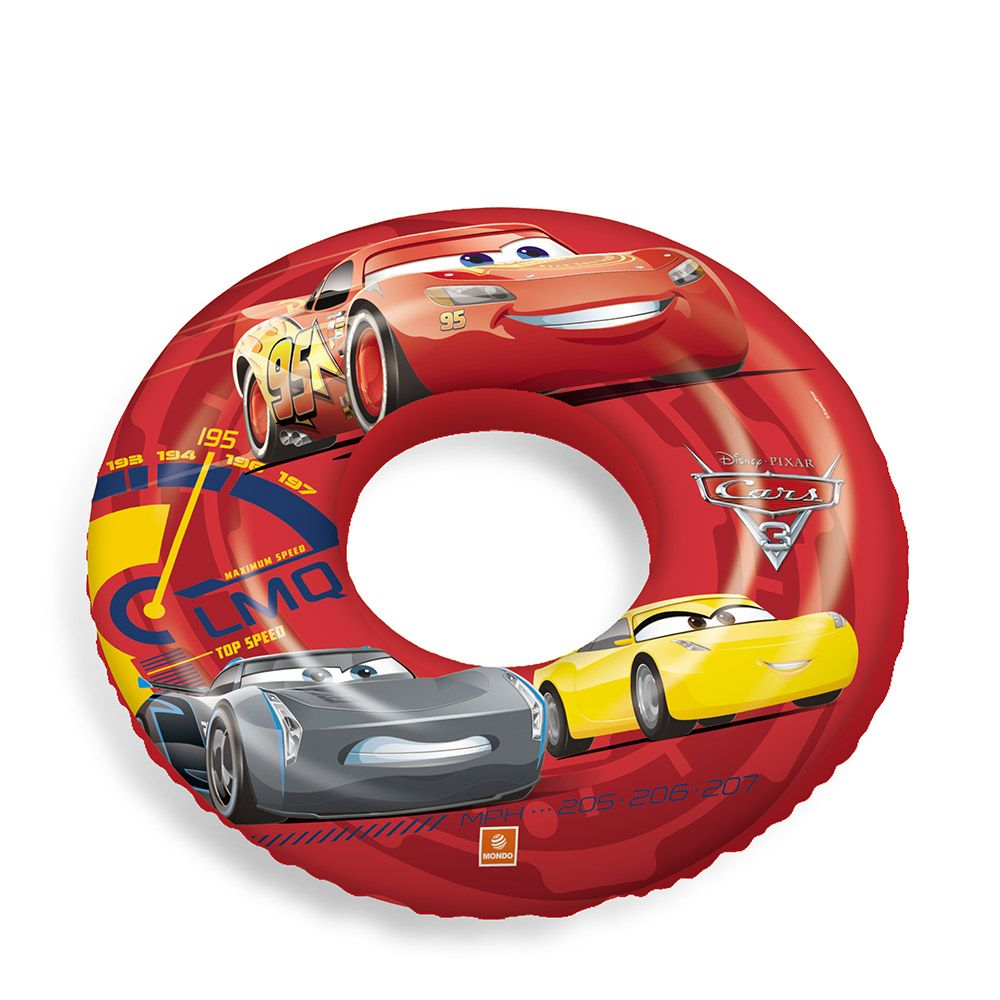 Colac de inot gonflabil Mondo Cars 3 imagine hippoland.ro