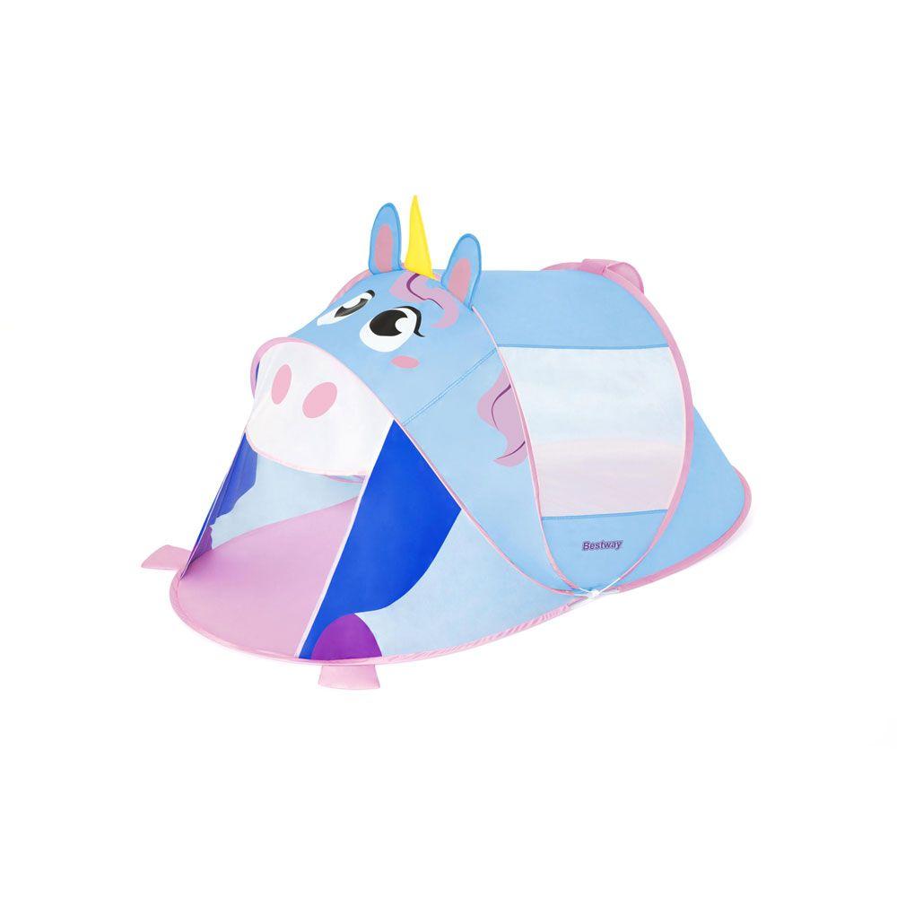 Cort pentru copii Bestway Unicorn imagine hippoland.ro