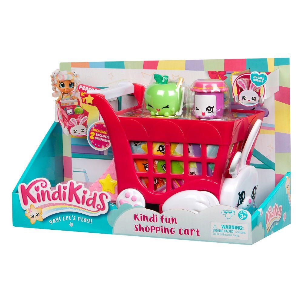Cos de cumparaturi Shopkins Kindi Kids imagine hippoland.ro