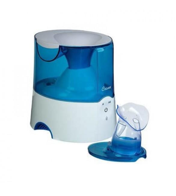 Umidificator Crane 2 in 1 cu inhalator imagine hippoland.ro