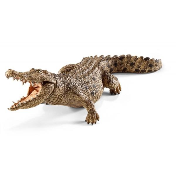 Crocodil Schleich imagine hippoland.ro