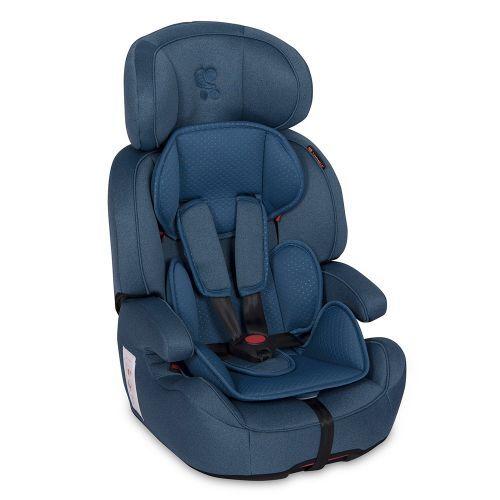 Scaun auto cu isofix Lorelli Iris blue 9-36 kg