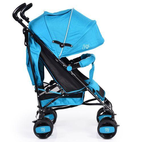 Carucior de vara Moni Joy turquoise