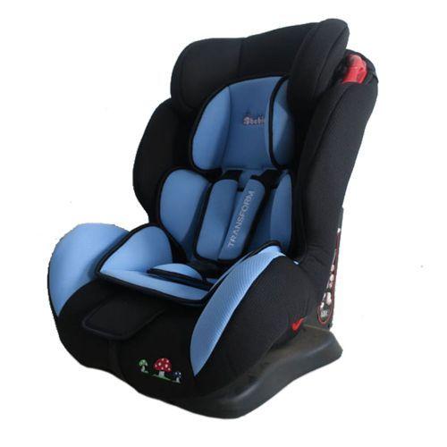 Scaun auto Bebino Transform black/blue 9-36 kg