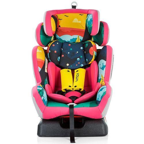Scaun auto Chipolino 4 Max pink 0-36 kg