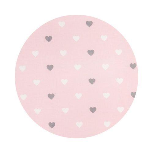 Saltea pliabila Chipolino 60/120/6  pink hearts