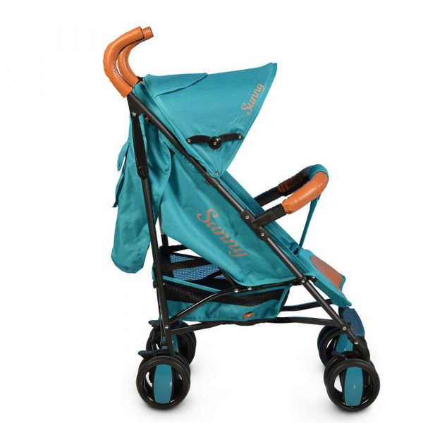 Carucior de vara Cangaroo Sunny 2018/2019 turquoise