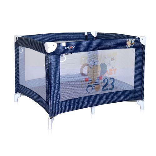 Tarc de joaca 105/95 cm Lorelli Play  blue elephant