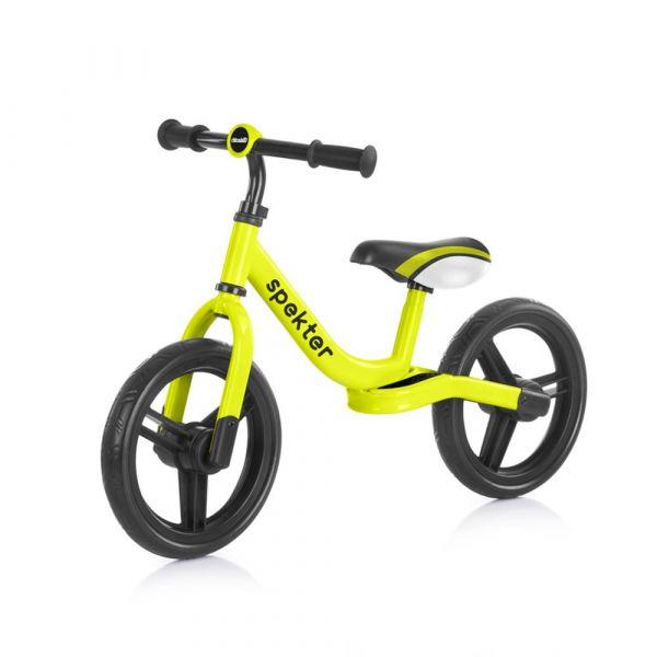 Bicicleta fara pedale Chipolino Spekter neon green