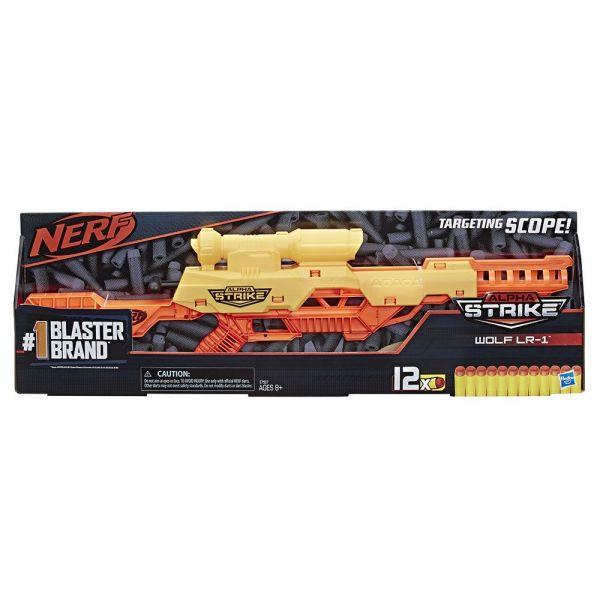 Blaster Hasbro Nerf Alpha Strike Wolf LR 1