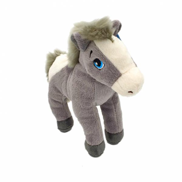 Cal din plus cu sunete 22 cm