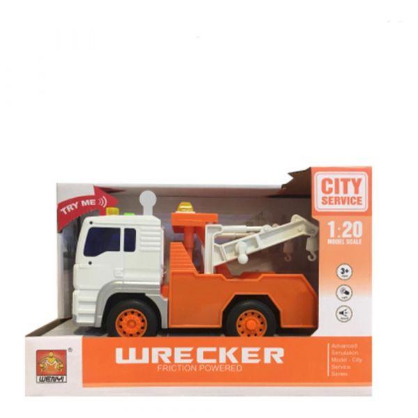 Camion pentru curatenie City Service 1:20