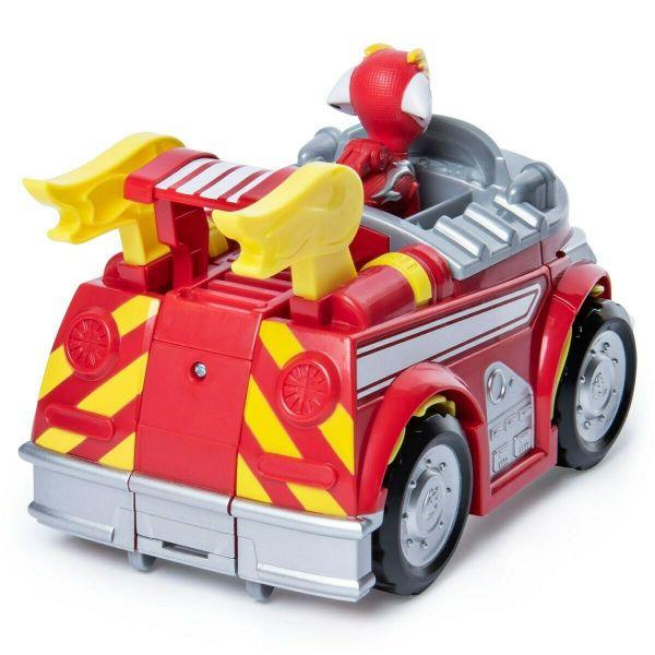 Camionul de pompieri al lui Marshall Paw Patrol Mighty Pups