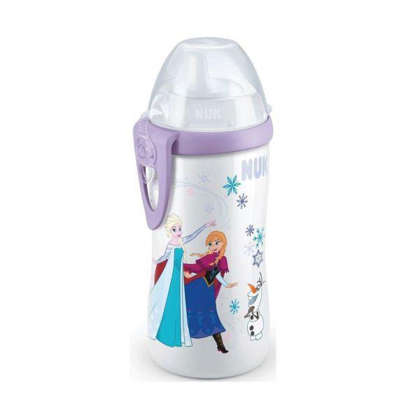 Cana cu duza tare Nuk Kiddy Frozen 300 ml 12+