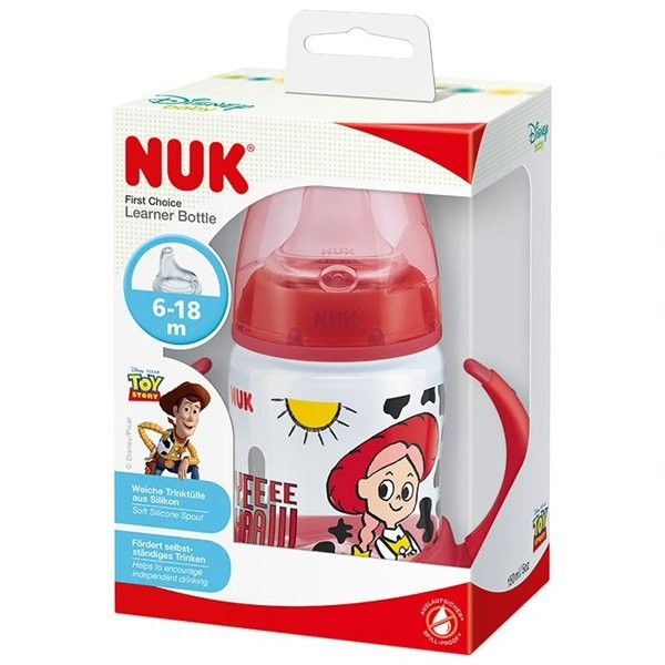 Cana de tranzitie Nuk 150 ml  Mix