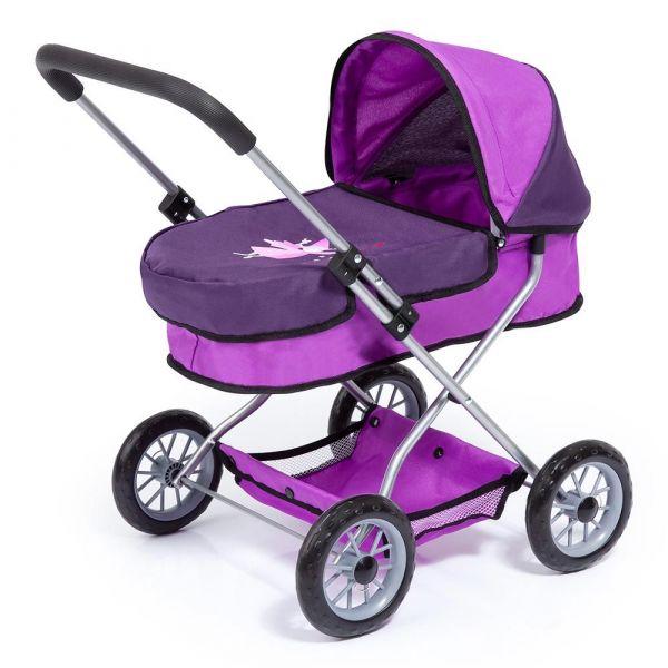 Carucior pentru papusi Bayer Smarty purple