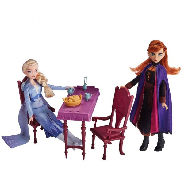 Castelul din Arendelle portabil Hasbro Disney Frozen II