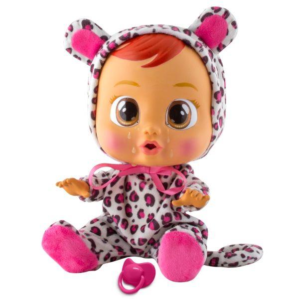 Papusa care plange IMC Cry Babies Lea