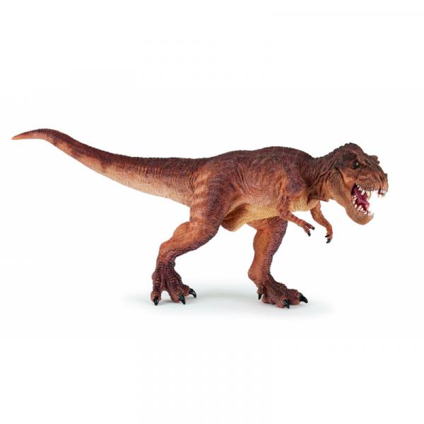 Dinozaur T Rex Brown Papo
