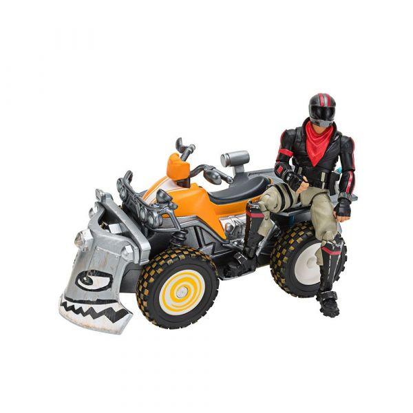 Figurina cu vehicul Fortnite Burnout with Quadcrasher