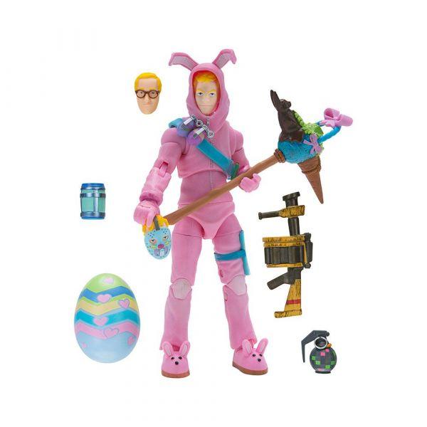 Figurina deluxe Fortnite Rabbit Raider Seria Legendara