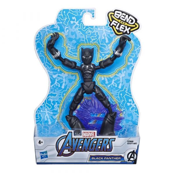 Figurina flexibila Hasbro Marvel Avengers 15 cm