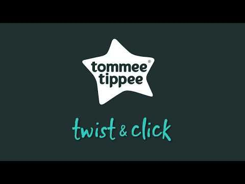 Cos igienic Tommee Tippee Twist Click white