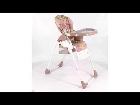 Scaun de masa Lorelli Oliver 2019 pink ballet