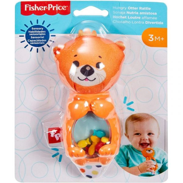 Jucarii senzoriale pentru bebelusi Fisher Price