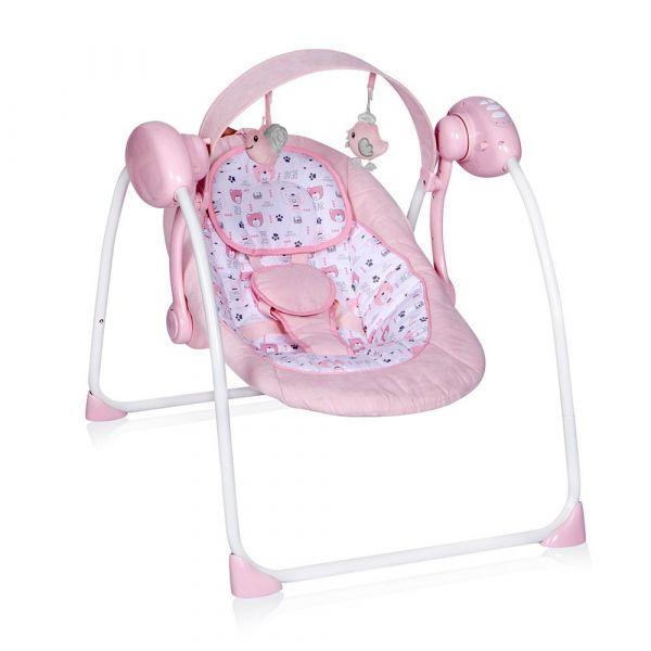 Leagan electric Lorelli Portofino 2019 pink