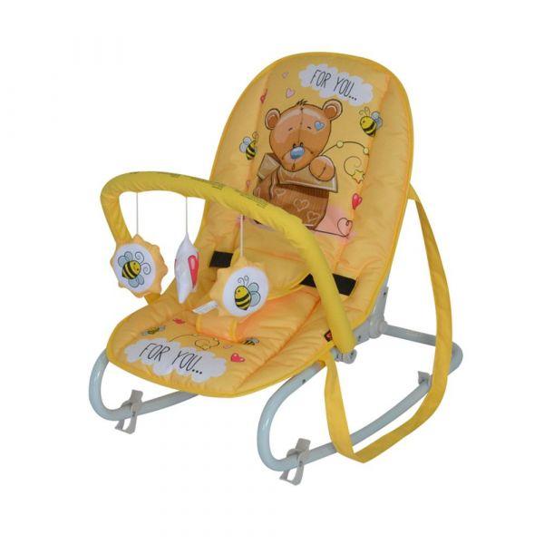 Leagan Lorelli Top Relax 2019 yellow bear